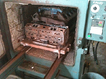 Peterson BK17A  Oven