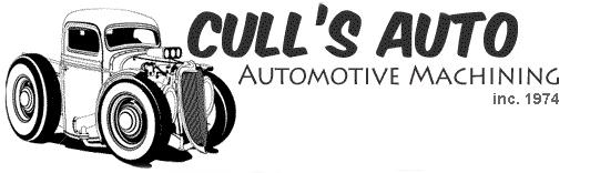 Cull's Auto, Automotive Machining